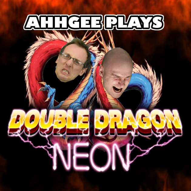 Ahhgee Plays Double Dragon Neon Ahhgee Productions